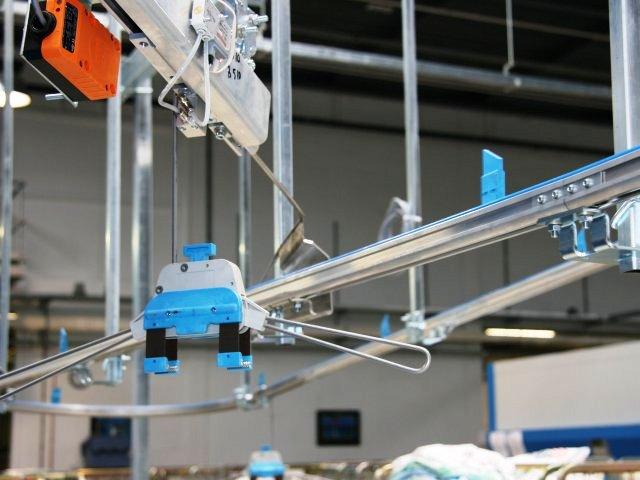 machines productie kleding