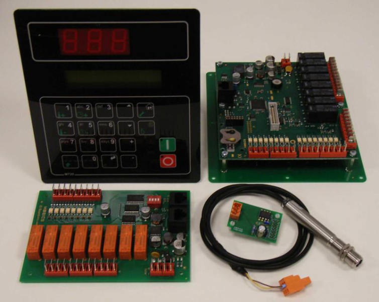 M720 Dryer controller set